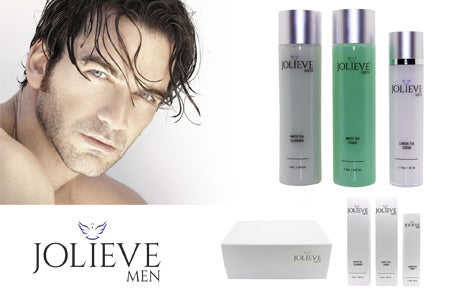 Empowered Skin care for Men by JOLIEVE