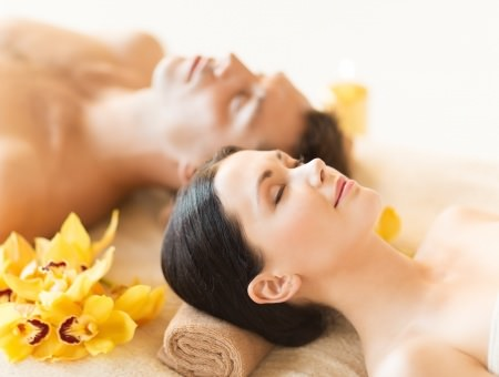 Relaxation with Aromatherapy