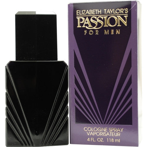 Elizabeth Taylor Passion Cologne Spray 4 oz