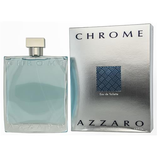 Azzaro Chrome Eau De Toilette Spray 6.8 oz