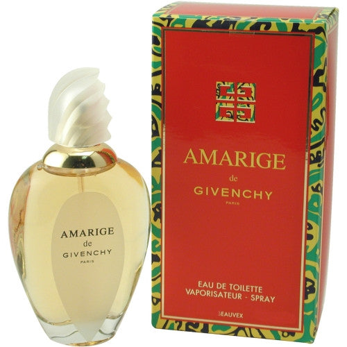 Givenchy Amarige Eau De Toilette Spray 3.3 oz