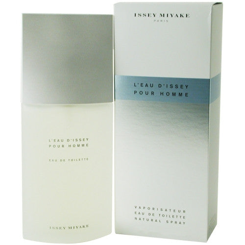 L'Eau d'issei for Men Eau De Toilette Spray 4.2 oz by Issey Miyake