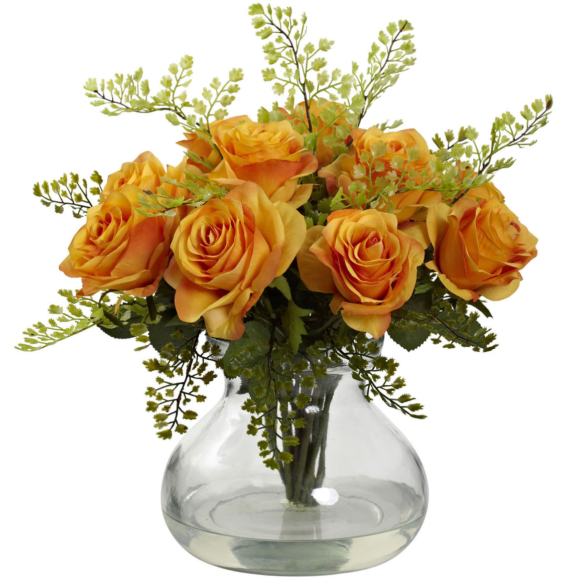 Orange Yellow Rose Inspirations