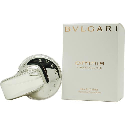 Bvlgari Omnia Crystalline Eau De Toilette Spray 2.2 oz