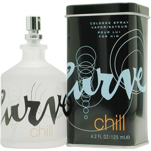 Liz Claiborne Curve Chill Cologne Spray 4.2 oz