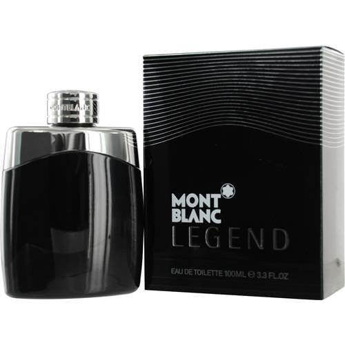 Mont Blanc Legend Eau De Toilette Spray 3.4 oz