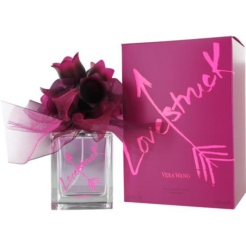 Vera Wang Lovestruck Eau De Parfum Spray 3.4 oz