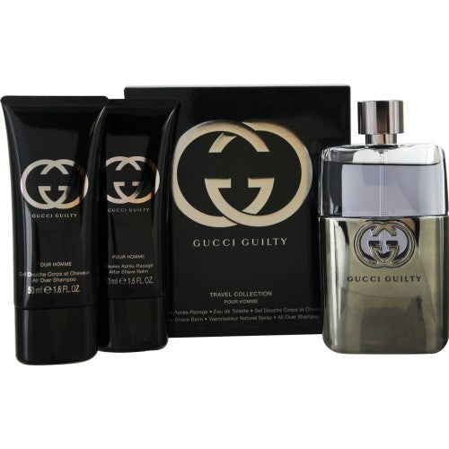 Gucci Guilty Pour Homme Gift Set for Men