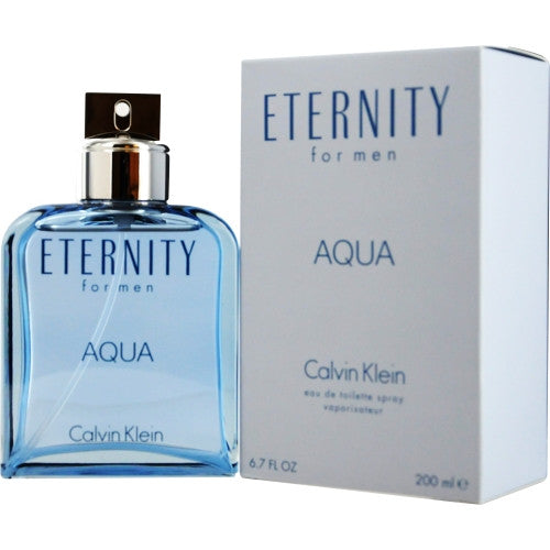 Calvin Klein Eternity Aqua Eau De Toilette Spray 6.7 oz