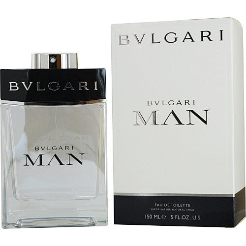 Bvlgari Man Eau De Toilette Spray 5 oz