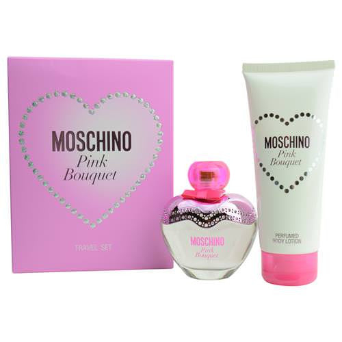 Moschino Pink Bouquet Fragrance Gift Set