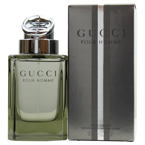 Gucci By Gucci Eau De Toilette Spray 3 oz