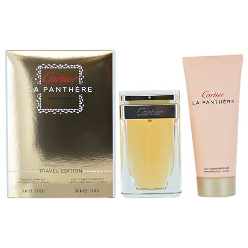 Cartier La Panthere Fragrance Gift Set