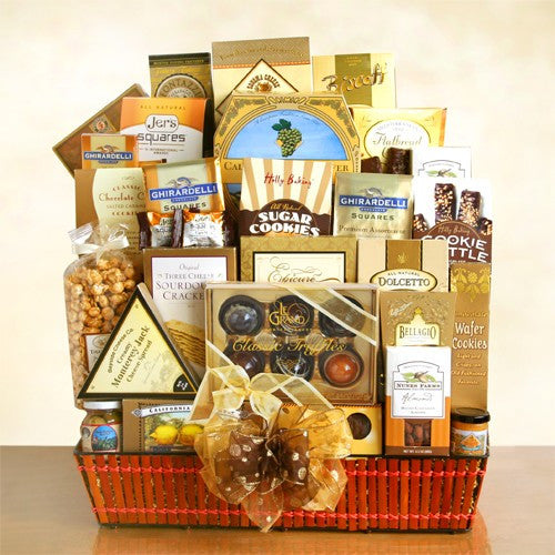 Gourmet Selections Gift Basket