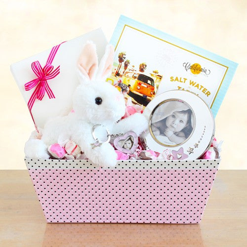 New Arrival Bunny and Picture Frame Gift Set for Girl