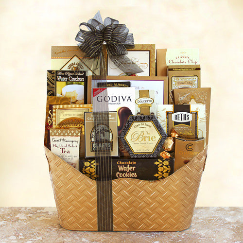 The VIP Gift Basket