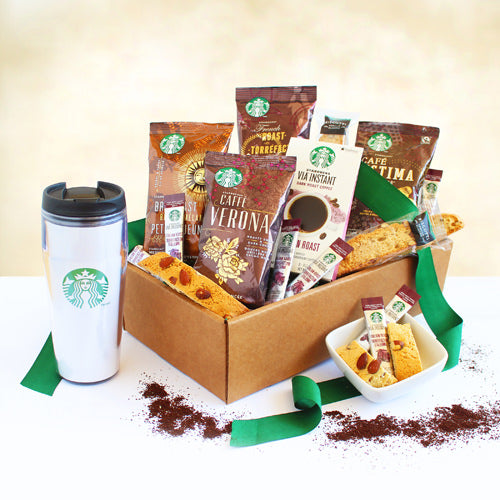 Starbucks On The Go Gift