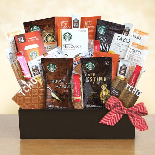 Starbucks Selections - Grand Gift Basket