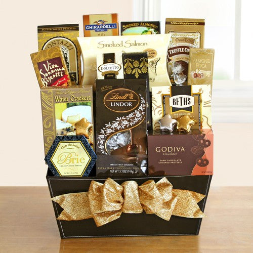 Fancy Gourmet Gift Tray