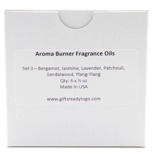 Fragrance Oils for Aroma Burners
