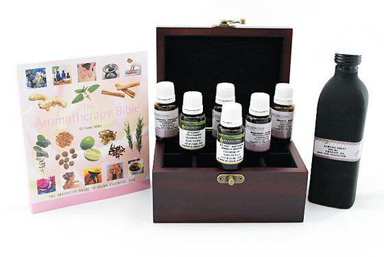 Aromatherapy Small Essential Oils Gift Set