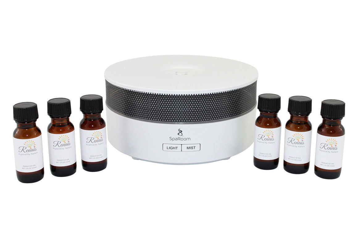 Essential Oil Diffuser Must Have Package