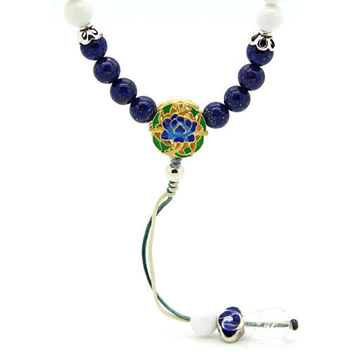 Yoga Meditation Necklace Picture 3