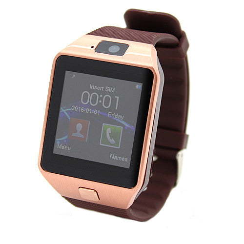 Smartwatch Touchscreen Bluetooth4 40mm Gold Color
