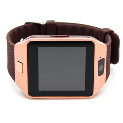 Smartwatch Touchscreen Bluetooth4 40mm Gold Color Flat View
