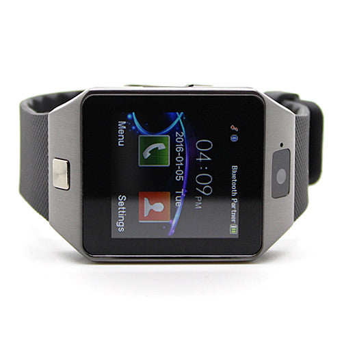 Smartwatch Touchscreen Bluetooth4 40mm Flat View