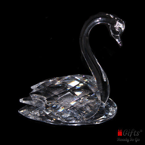 Crystal Swan Large