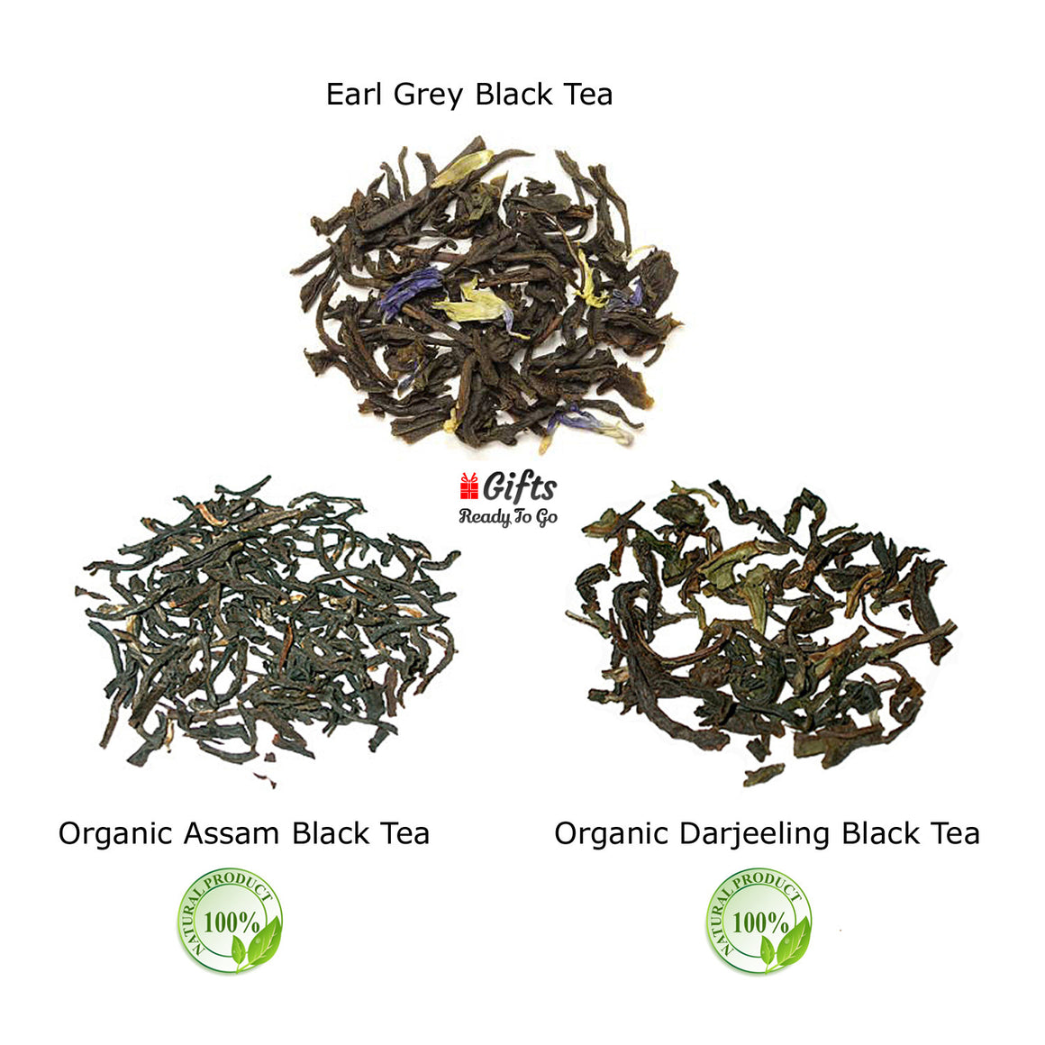 Set 1 Black Tea Collection