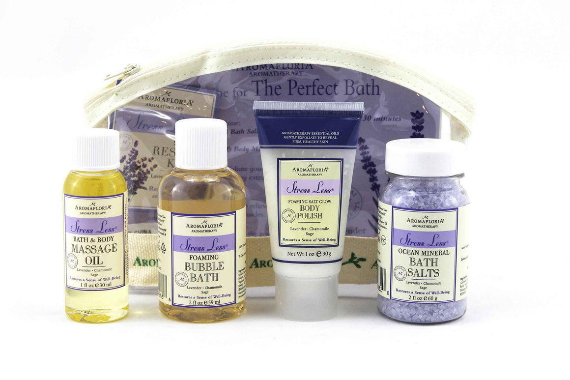 Stress Relief Spa Rescue Kit
