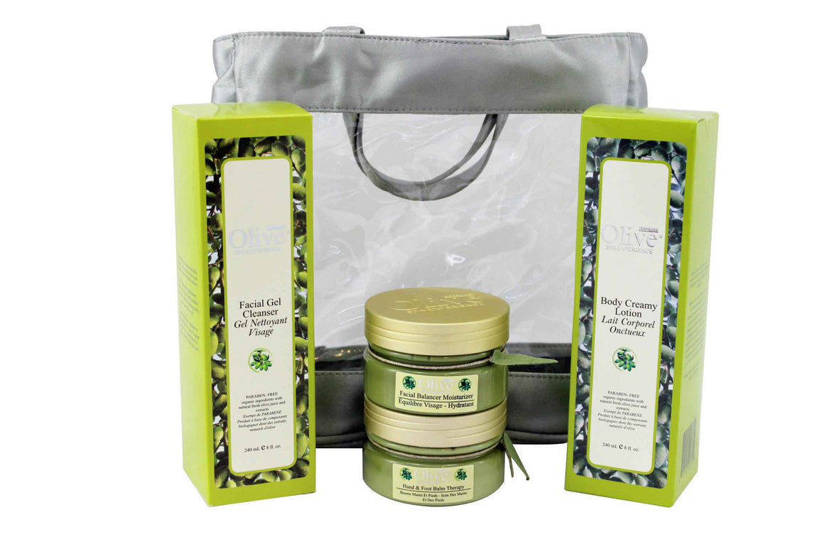 Treat Yourself – Radiant Skin Care Gift Set
