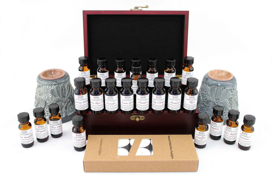 Ultimate Fragrance Oil Diffuser Gift Set