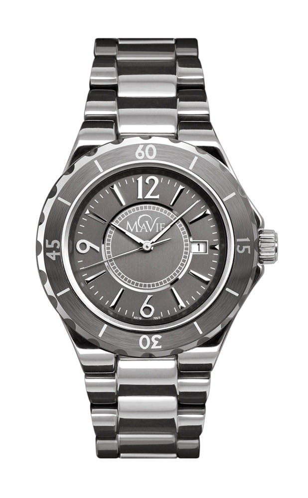 MaVie Galaxy Titanium Ceramic Timepiece For Men
