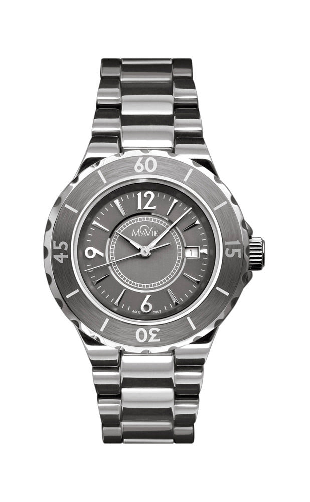 MaVie Galaxy Titanium Ceramic Timepiece For Women
