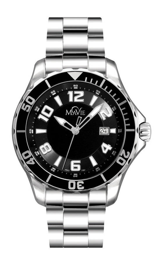 MaVie Elite Dive Timepiece For Men