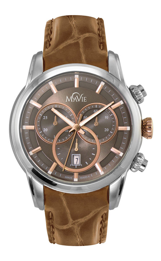 MaVie Elements Chronograph Timepiece For Men