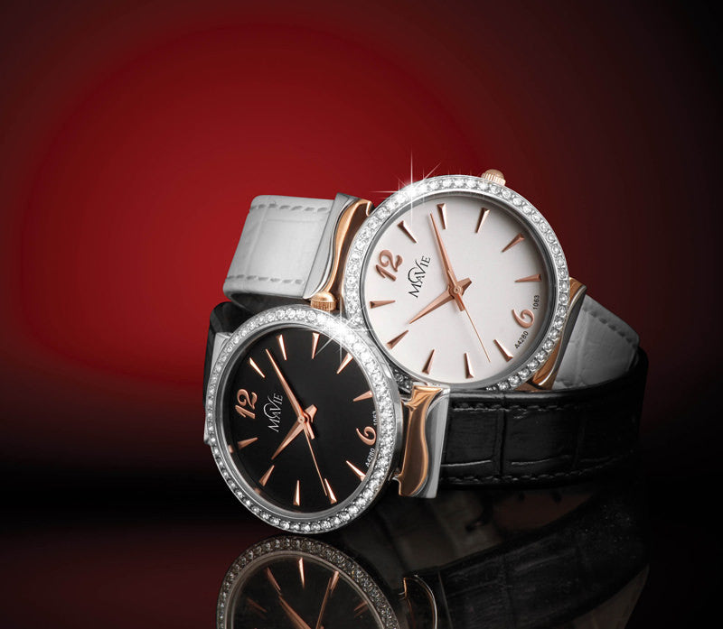 MaVie Starlight Timepieces For Women - True Elegance