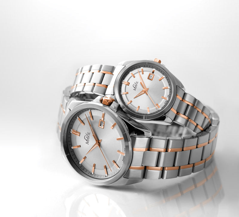 MaVie Eternity Timepieces available for Men and Women