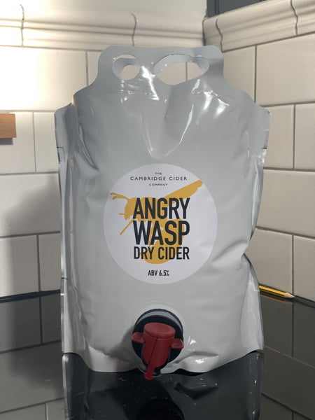 Angry Wasp Cider