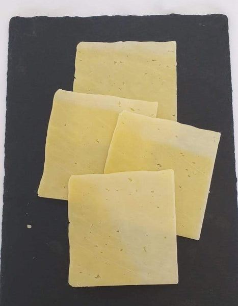 4 Cheddar Cheese Slices