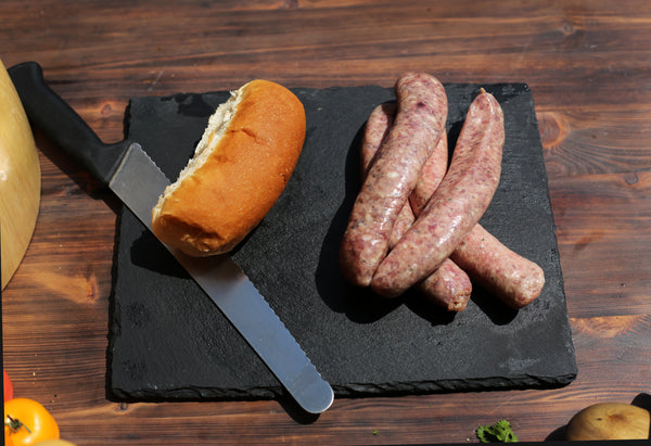 4 Jumbo Toulouse Sausages