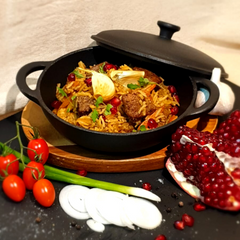 Lamb Plov (For Reheating) <br> <br> Плов с бараниной - The Russian Deli