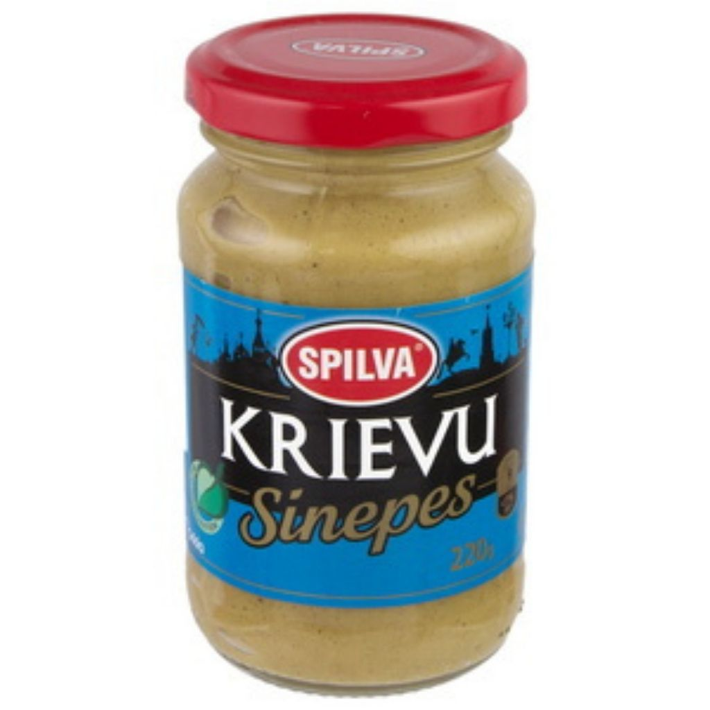Russian Mustard <br> <br> Горчица Русская - The Russian Deli