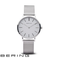 BERING: LADIES CLASSIC POLISHED SILVER