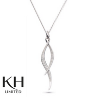 KIT HEATH: ENTWINE TWIST NECKLACE