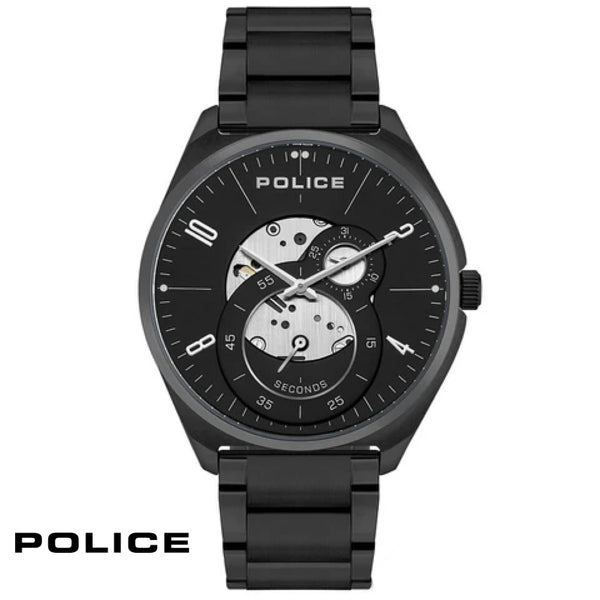 POLICE: KAIZUKA SMART BLACK WATCH