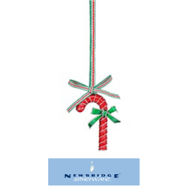 NEWBRIDGE CANDY CANE DECORATION